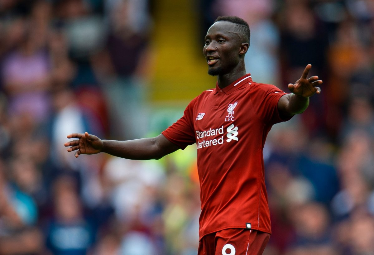 'Utter filth' – Naby Keita gets Liverpool supporters very excited with a slick double nutmeg against Bournemouth