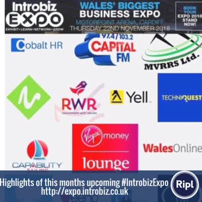 Welsh Networking Events Highlights Slideshow for 2018 from WelshBiz…