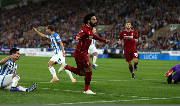 'Worst one season wonder ever!' – Fans heap praise on Mohamed Salah after another Liverpool hat-trick