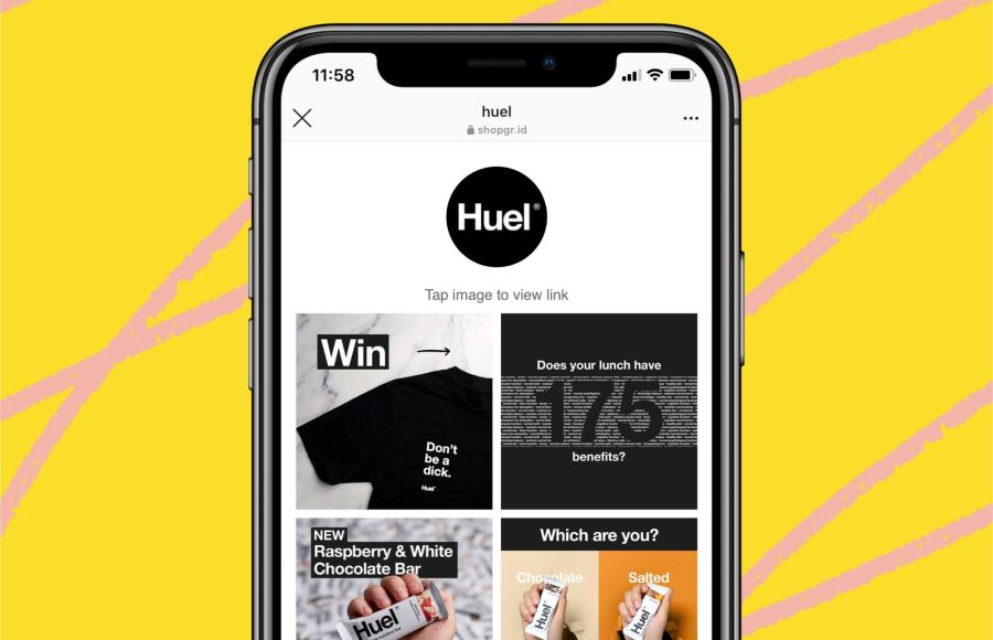 How Huel Uses Social Media to Reach an Audience of 400,000+