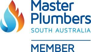 Logo for Master Plumbers South Australia, Plumber, Adelaide, Plumbing, Gas, Bathroom Renovations