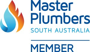 Logo for Master Plumbers South Australia, Plumber, Adelaide, Plumbing, Gas, Bathroom Renovations