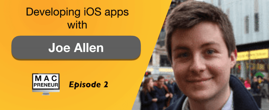 MP002: Developing iOS apps with Joe Allen