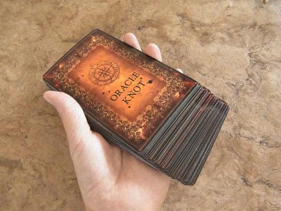 オラクルノットカード