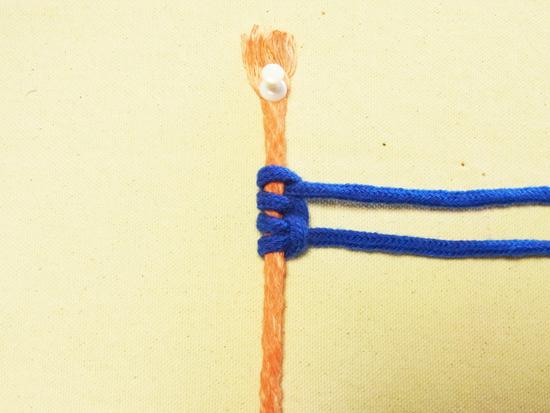タッチング結び 工程10