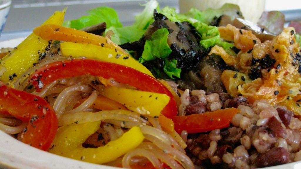 Macrobiotic Online Articles macrobiotic meal