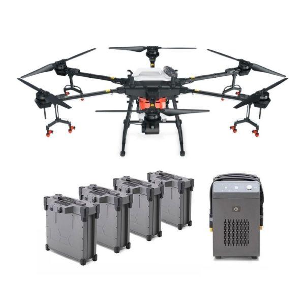 Combo Drone Agrícola Agras T20 - Drones Agrícolas