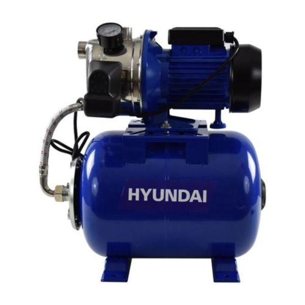 Bomba Presurizada Individual (hidroneumática)