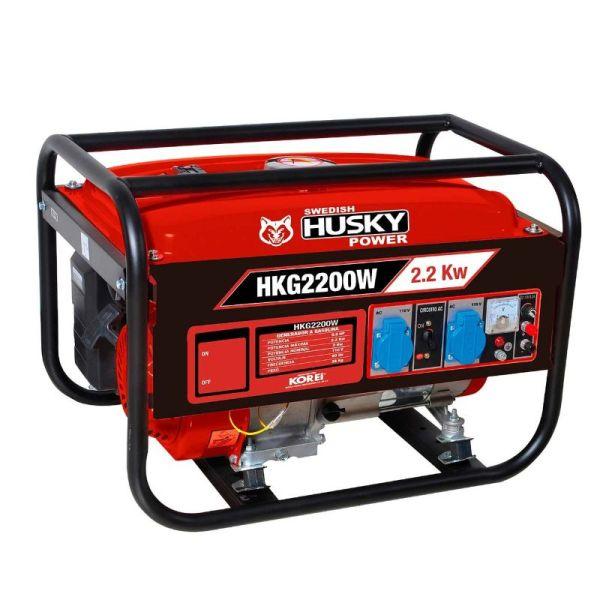 Generador Monofásico de Gasolina 5.5HP 2200w
