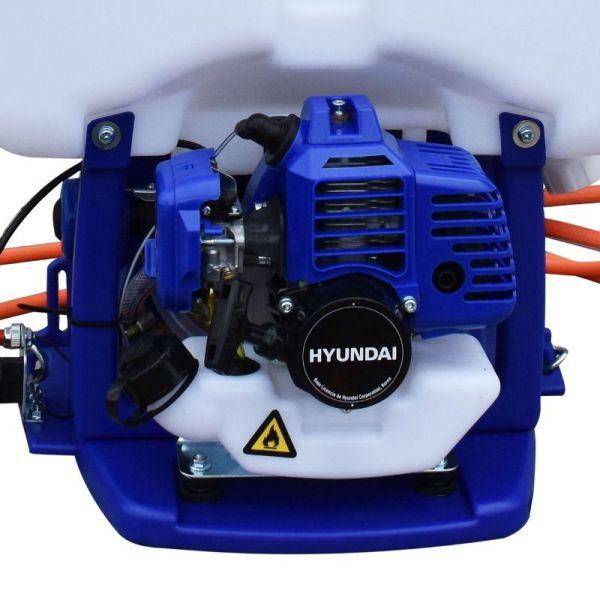 Fumigadora A Gasolina 1/2HP Turbo