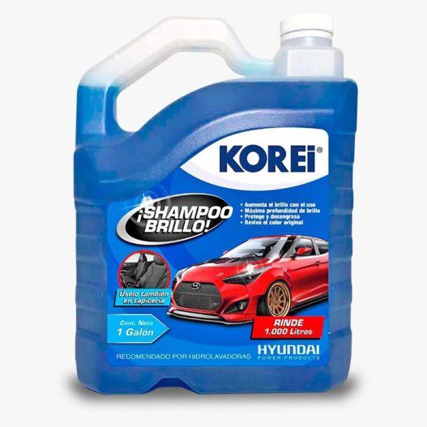 Shampoo Brillo Korei