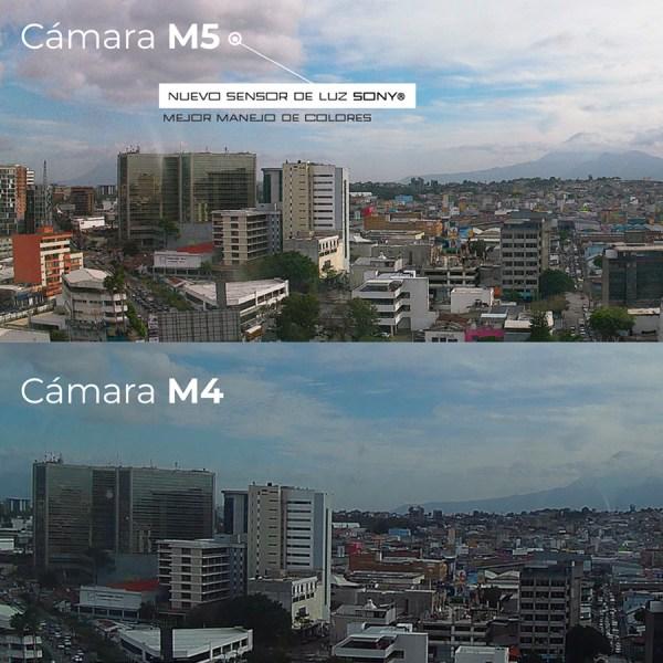 Cámara M5 + memoria de 128GB-3