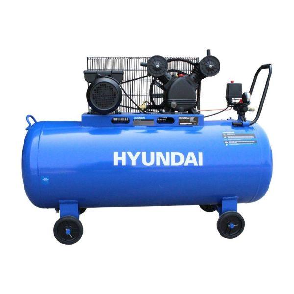 Compresor Profesional 100 litros de Faja