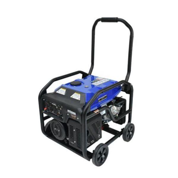 Generador Profesional de Gasolina 13.1HP 6000w_1