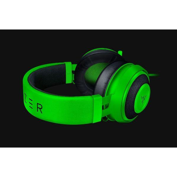 Auriculares Razer Kraken Multiplataforma Verdes_1