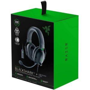 Auriculares eSports Razer BlackShark V2 con cable y USB