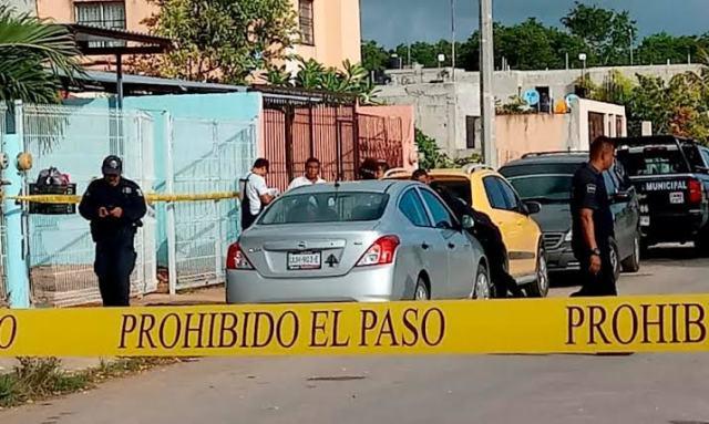 La Fiscalía General del Estado inicia carpeta de investigación para dar con los responsables del artero asesinato.