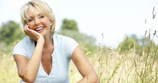 Alimentación menopausia