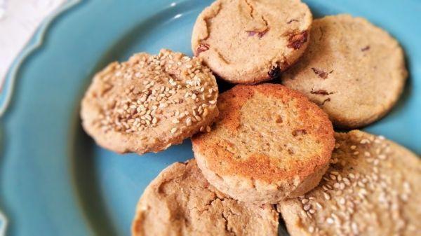 galletas de teff