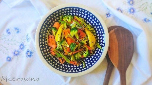 Salteado de verduras al limón (2)