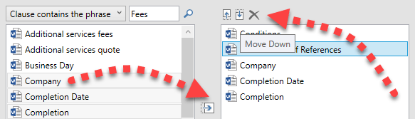 Document Assembly SharePoint