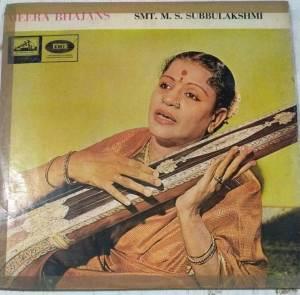 Meera Bhajans LP Vinyl Record by M S Subbulaksmi www.macsendisk.com 1