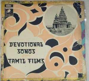 Devotional songs Tamil films LP VInyl Record www.macsendisk.com 1