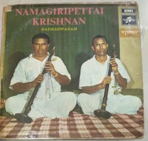 Instrumental Nadhaswaram LP Vinl Record by Namagiripettai Krishnan www.macsendisk.com 2jpg