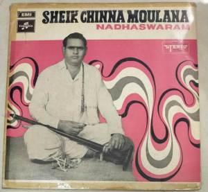 Instrumental Nadhaswaram LP Vinl Record by Sheik Chinnamoulana www.macsendisk.com 3jpg