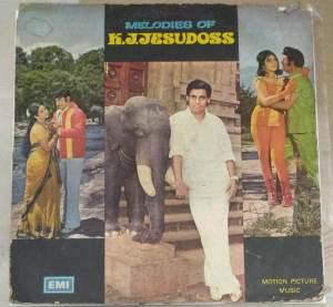 Melodies of K J Jesudoss Tamil Film LP VInyl Record www.macsendisk.com 1