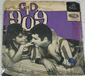 CID 909 Hindi Film EP Vinyl Record by O P Nayyar www.macsendisk.com 2
