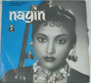 Nagini Hindi Film EP Vinyl Record by Hemant kumar www.macsendisk.com 2