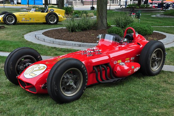 Dave Schleppi Chenowth Chevrolet Indianapolis roadster