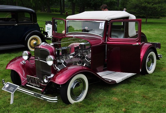 Jackman Brothers 1932 Ford Sport Coupe
