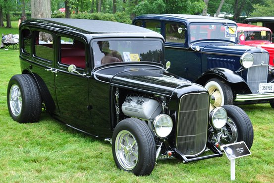 Jon Hall 1932 Ford Fordor Sedan