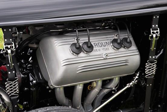 Jon Hall 1932 Ford Fordor Ardun V8