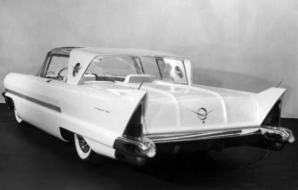 1956 Packard Predictor LR