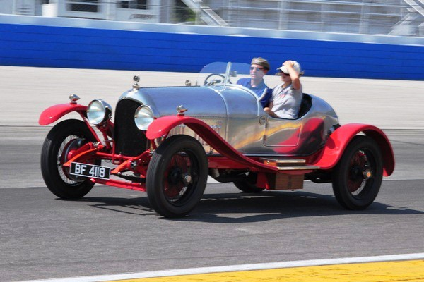 Bill Hoff 1924 Bentley