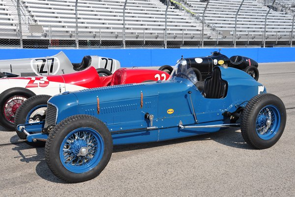 Dana Mecum 1937 Sparks Thorne Big Six