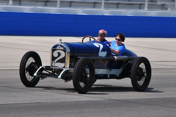 Terry Castle 1920 Miller Durant Special