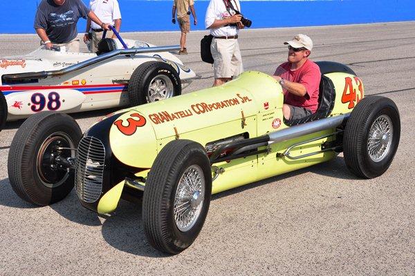 Toney Edwards 1949 Grancor Special