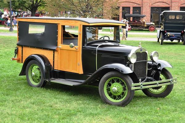 1930 Ford Model A huckster