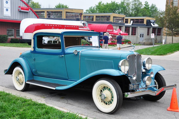 1933 Auburn 101-A Coupe