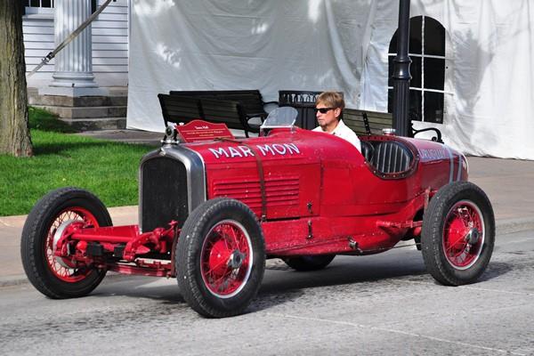 Buck Mook Marmon racer