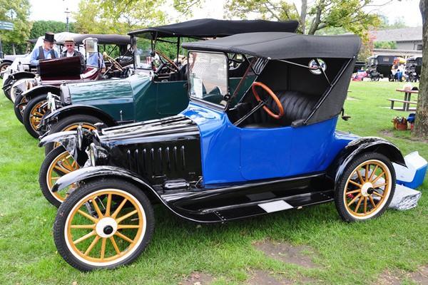 Danny M. Schaefer 1915 Saxon Model 14 Roadster