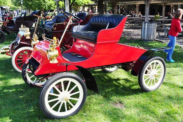 Hugh McTavish 1903 Ford Model A Runabout