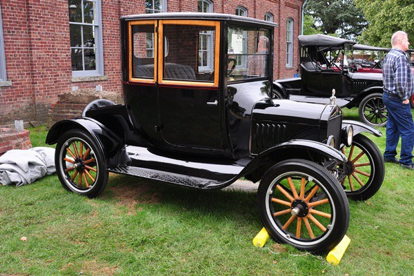 Joseph Ely 1921 Ford Model T Coupe