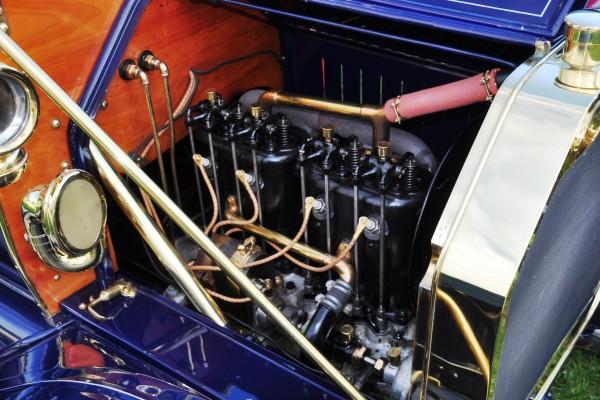 Patrick J. O'Neill 1912 Buick Model 35 engine