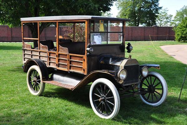 Robert Barnett 1915 Ford Model T Depot Hack
