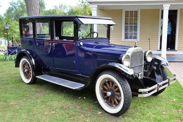 Thomas Nash 1926 Dodge Series 116 four door sedan